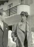 ( CELEBRITE  ) (ITALIE )( CORTINA  )( ARTISTE ITALIENNE )( ELSA MARTINELLI )1959 - Orte