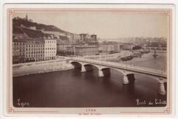 ° 69 ° LYON ° LE PONT DE TILSIT  °  PHOTO ° - Lyon