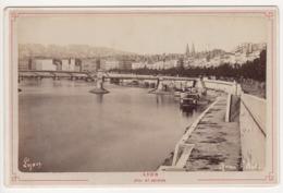 ° 69 ° LYON ° QUAI SAINT ANTOINE °  PHOTO ° - Lyon