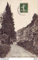D46  CAHORS  Chemin De La Fontaine Des Chartreux   ..... - Cahors