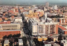 Cartolina Latina Panorama Aereo 1974 - Latina