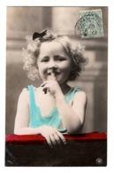 ENFANTS - OK On Ne Dira Rien ! Colorisée - Portraits
