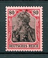 Dt. Besetzung WK I Etappengebiet West MiNr. 10 Postfrisch MNH Geprüft (F190 - Occupation 1914-18