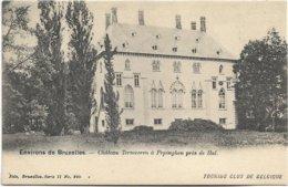Pepingen   *  Chateau Termeeren à Pepinghen Près De Hal - Pepingen
