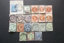 Great Britain: Various Stamps In Used (#GU3) - Unclassified