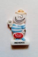 Fève Brioche Dorée Personnage  Région Provence - Regio's