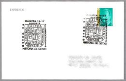 Exposicion Getxo 94 - ESCUDO HERALDICO DE GETXO. Algorta, Pais Vasco, 1994 - Covers