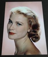 GRACE KELLY # Portrait # Star-Photo, Ca. 12,5 X 17,5 Cm # [19-3646] - Fotos
