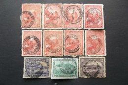 Tasmania: Various Stamps In Used (#GU5) - Used Stamps