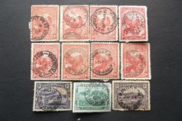 Tasmania: Various Stamps In Used (#GU5) - 1853-1912 Tasmania