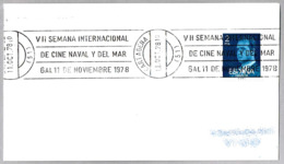 SEMANA INT. DE CINE NAVAL - Intern. Week Of Cinema Naval. Cartagena, Murcia, 1978 - Cinema