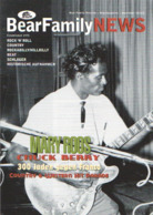 BEAR FAMILY NEWS - Novembre 2011 - Chuck BERRY - Bill ANDERSON - Slim HARPO - George JONES - Wynn STEWART - Musik