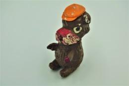Vintage FABELTJESKRANT :  Woefs En De Lamaars - 1970's - Figurines