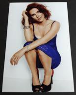 SCARLETT JOHANSSON # Sexy Portrait # Star-Photo, Ca. 12,5 X 19 Cm # [19-3651] - Fotos