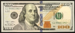Usa 100 $ Dollar 2009a Sostitutivi Substitute Replacement Star  Lotto.2939 - Nationale Valuta