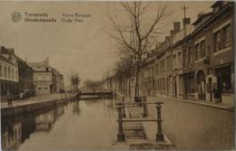 Termonde - Dendermonde // Vieux Remparts - Oude Vest 19?? Uitg. P. De Bock - Albert /zeldzaam - Dendermonde