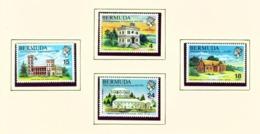 BERMUDA  -  1970 Parliament Set Unmounted/Never Hinged Mint - Bermuda