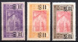 Col17  Colonie Cote D' Ivoire  N° 59 à 61 Neuf X MH   Cote 4,50€ - Ongebruikt