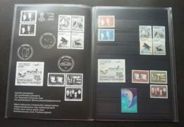 Greenland Year Book 1988 (stamp) MNH - Ongebruikt