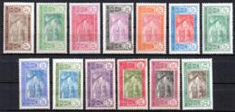 Col17  Colonie Cote D' Ivoire  N° 62 à 72A Neuf X MH   Cote 27,00€ - Ongebruikt