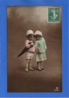 ENFANTS - Sous L'averse - Portraits