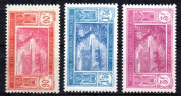 Col17  Colonie Cote D' Ivoire  N° 81 à 83 Neuf X MH   Cote 37,00€ - Ongebruikt