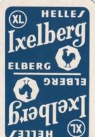 1 SPEELKAART IXELBERG HELLES XL BLAUW - Playing Cards