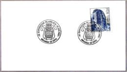 XI EXPOSICION FILATELICA. Escudo Heraldico - Heraldic Coat Of Arms Miranda De Ebro, Burgos, 1982 - Briefe U. Dokumente