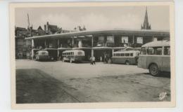CAEN - La Gare Routière (autocar ) - Caen