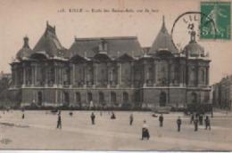 LILLE  103  ECOLE DES BEAUX ARTS - Lille