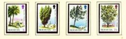 BERMUDA  -  1973 Tree Planting Set Unmounted/Never Hinged Mint - Bermuda
