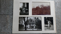 64 Billère Près De  Pau Villa Caplane 1932 3 Photos Une Carte Postale Voir Photo - Luoghi
