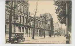 LILLE - Boulevard Des Ecoles - Ecole Jean Macé (automobile ) - Lille