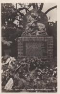 254922Druten, Java Plein Helden Monument 1940-45(FOTO KAART) - Druten