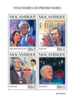 MOZAMBIQUE 2019 - Nobel Prize In Medicine. Official Issue - Geneeskunde