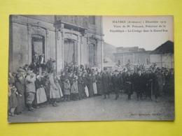 Haybes ,Poincaré Dans La Grande Rue - France