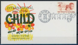 Etats Unis 1979 IYC AIE CANCELLATION SHEBOYGAN ENVELOPPE SPECIALE - Childhood & Youth