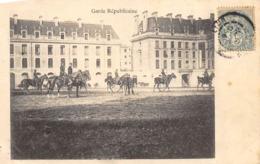 CPA  69 LYON GARDE REPUBLICAINE Ed. GAUTIER - Lyon