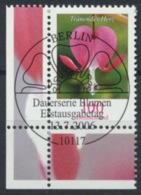 BRD 2547 Eckrand Unten Links O Sonderstempel Berlin - BRD