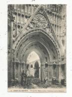 Cp, 30 , PONT SAINT ESPRIT ,portail De L'église Dans L'intérieur De La Citadelle ,vierge - Pont-Saint-Esprit