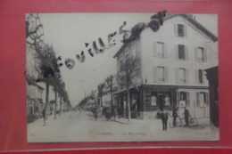 Cp Corbeil La Rue Feray Animé N 551 - Corbeil Essonnes