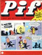 Pif Gadget N°2 De Mars 1969... Un Exemplaire Très Correct D'un Numéro Très Recherché. (Voir Description) - Pif Gadget