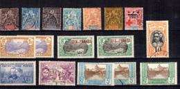 Océanie Belle Petite Collection D'anciens 1892/1931. Bonnes Valeurs. B/TB. A Saisir! - Ungebraucht