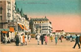 62 - WIMEREUX - La Digue - Francia