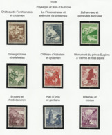 Allemagne N° 616 Et 624 De 1938 - Deutschland