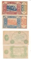 2 Notgeldscheine Rodaun NÖ. 50 Und 80 H - 2. Auflage - Austria