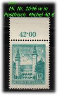 Österreich - Mi. Nr: 1046 W -  In Postfrisch - 1945-60 Unused Stamps