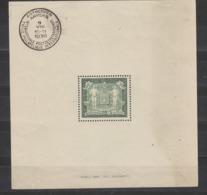 COB Bloc 2 * Neuf Légère Trace De Charnière à Peine Visible Toute Petite Déchirure En Haut Au Milieu Cote 390€ - Blocks & Sheetlets 1924-1960