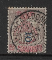 Nouvelle Calédonie - New Caledonia - Yvert 85 Oblitéré POUNERIHOUEN - Scott#85 - Usados