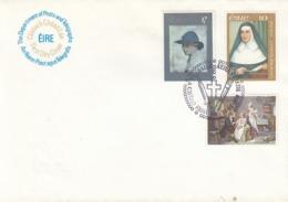 FDC IRELAND 380-382 - FDC